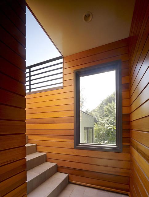 Cole Valley Hillside modern-exterior