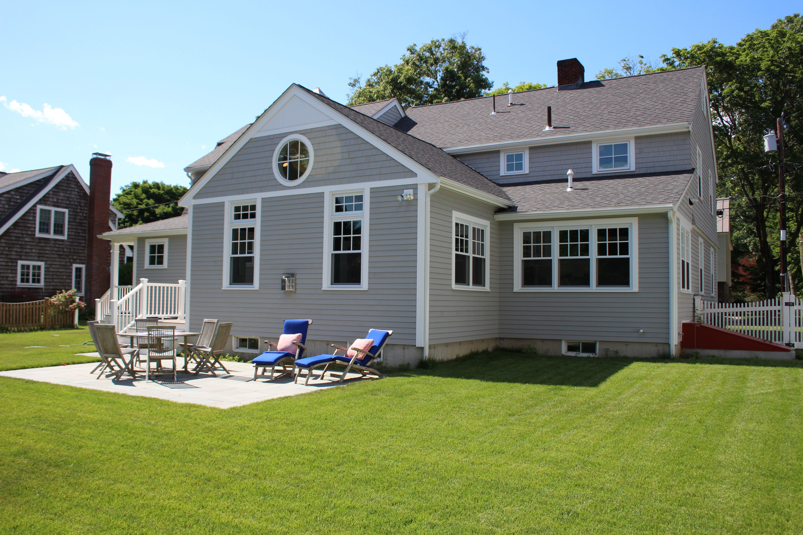 Colonial Addition/Renovation