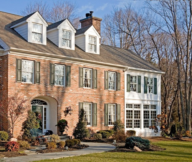 Designs For Home Additions: Colonial Addition
