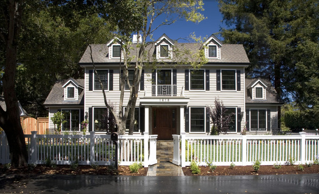 Colonial Classic traditional-exterior