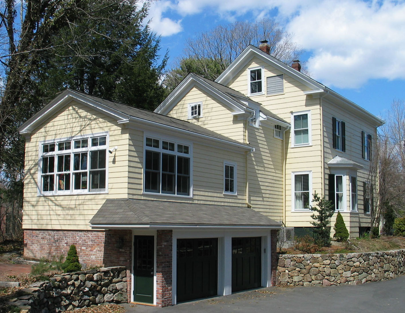 Colonial Revival Addition and Renovation