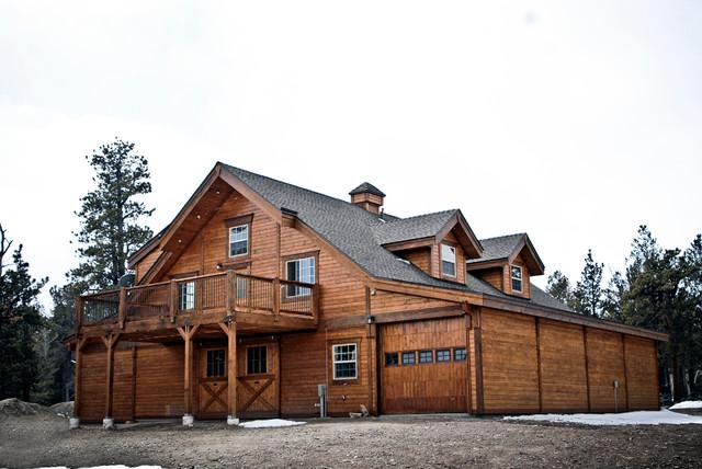 Colorado Apartment Barn