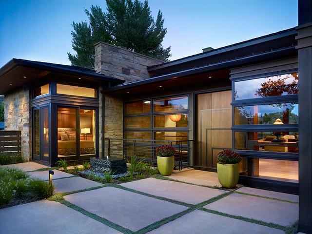 Colorado Contemporary Exterior Denver