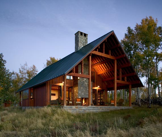 Colorado Residence contemporary exterior