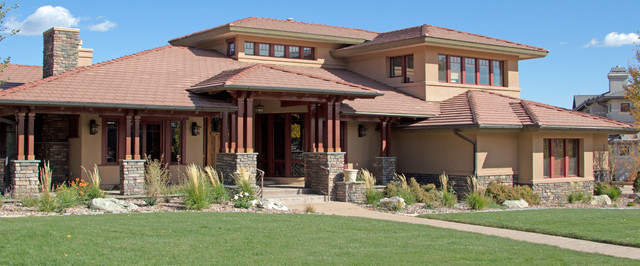 Colorado springs prairie style home - Exterior house painting colorado springs decor ...