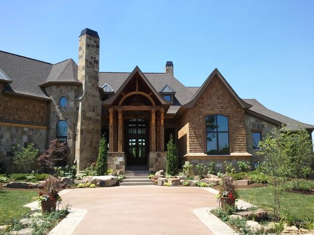 Colorado Style traditional-exterior
