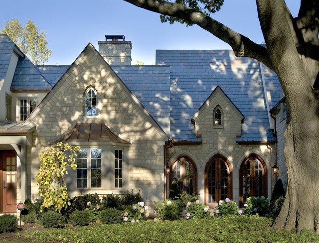 Columbus Beauty traditional-exterior