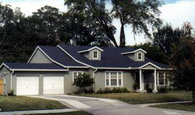 Comparitive Remodels -- Before and After - Traditional - Exterior - orlando - by Classical ...