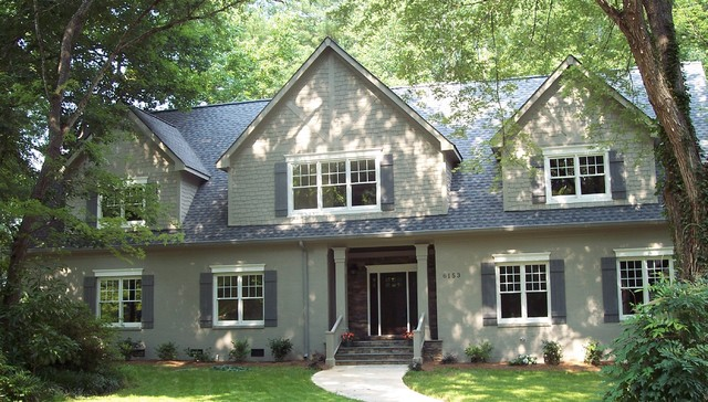 Kolby Construction Charlotte: Complete House Renovation With A Second Story Addition
