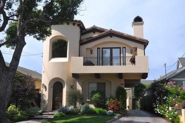 Completed Projects / Exteriors mediterranean-exterior
