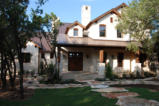 Comstock traditional-exterior