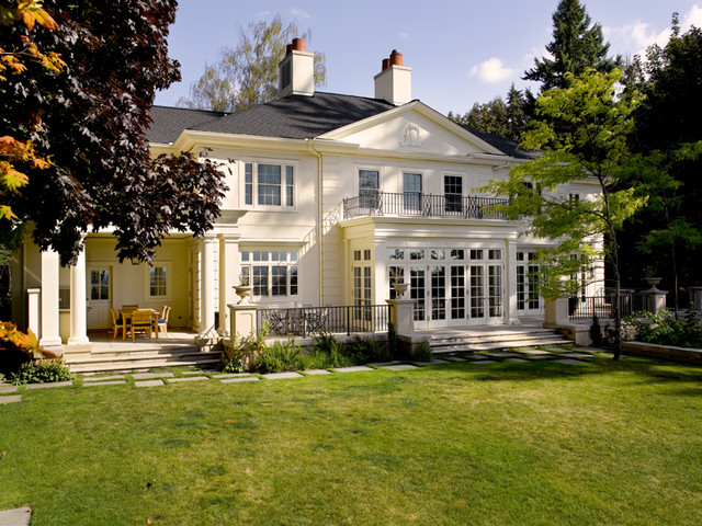 Conard Romano Architects traditional exterior