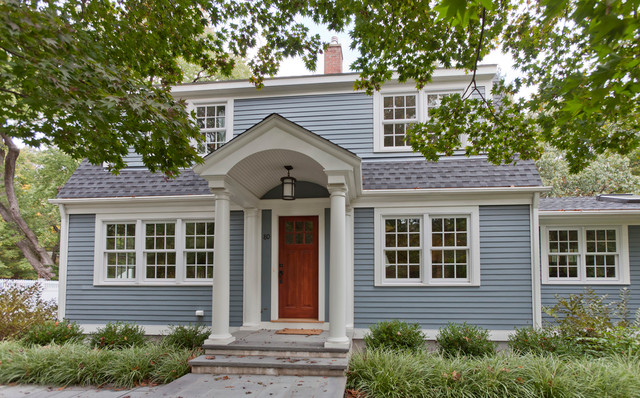 Concord traditional exterior boston by light house for Home design picture gallery