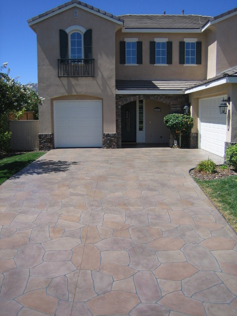 House Paint Colors moreover Concrete Resurfacing AFTER Traditional Exterior San Diego besides Lounging Area By The Pool Contemporary Landscape San Francisco likewise Floor Coating besides Viewtopic. on st ed concrete driveway