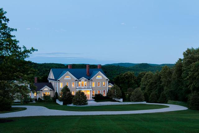 Connecticut Estate traditional-exterior