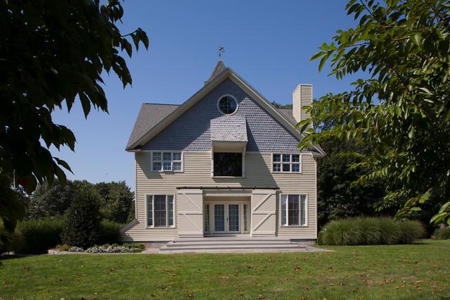 Connecticut Residences contemporary-exterior