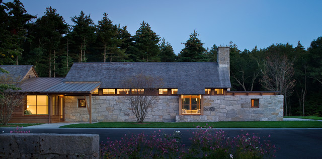 Connors house modern exterior boston by estes for Estes twombly architects