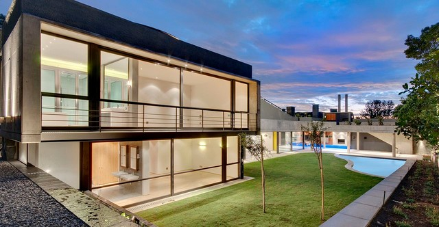 Contemporary - Contemporary - Exterior - other metro - by Active ...