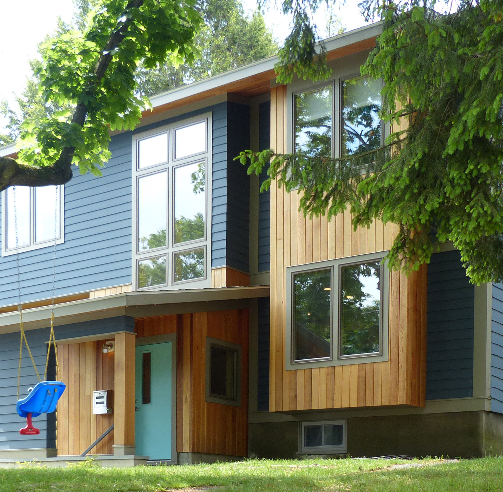 Contemporary Addition and Renovation