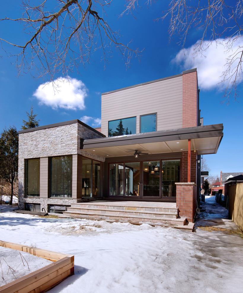 Custom Home Designs Toronto: Contemporary Custom Home
