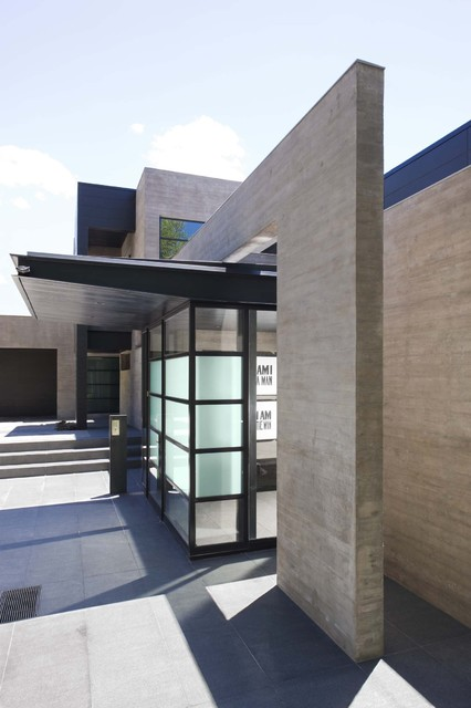 Magnifico Residence contemporary-exterior