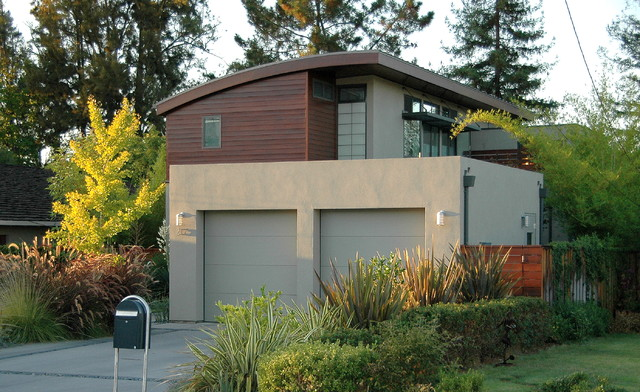 Ana Williamson Architect contemporary-exterior