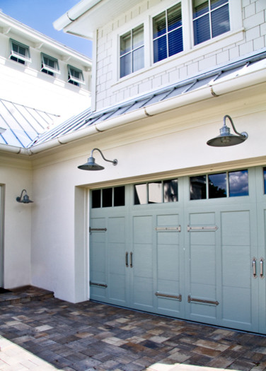 Barn Light Outdoor Places And Spaces Contemporary Exterior Tampa By B