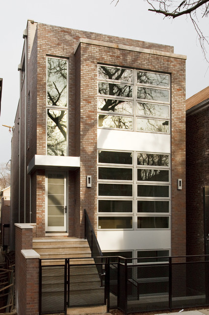 Exteriors contemporary-exterior