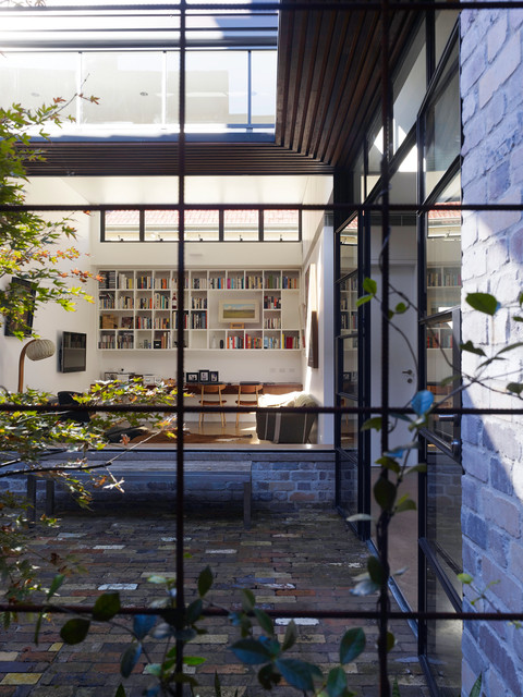 Petersham House contemporary exterior
