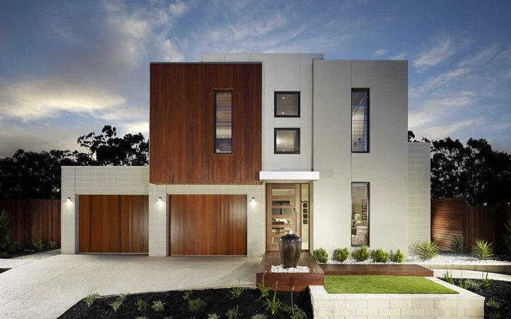 Trendy exterior home photo in San Francisco