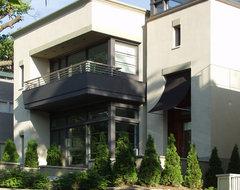 Lake Calhoun Residence contemporary-exterior