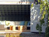 beach style exterior Design Workshop: The Intriguing Effects of Exposed Framing (16 photos)