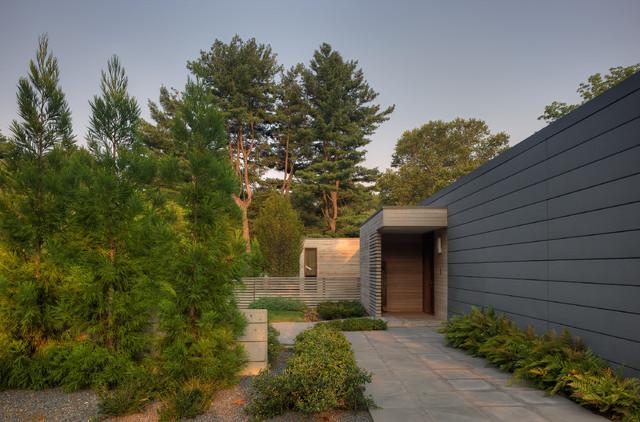 Woodvalley House contemporary-exterior