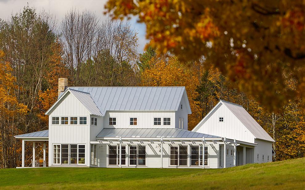 Contemporary Farmhouse
