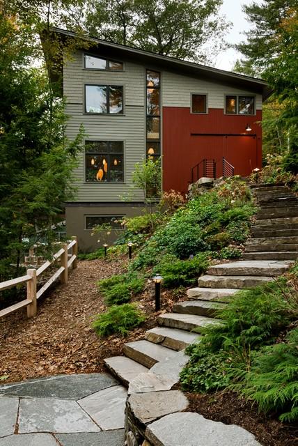 Contemporary Guesthouse Contemporary Exterior