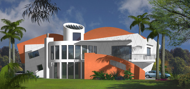 Dream Home Design Usa Architects Building Designers Inspiration For A Contemporary Exterior Remodel In Orlando