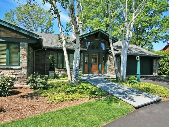 Contemporary Remodel - W. Hartford, CT traditional-exterior
