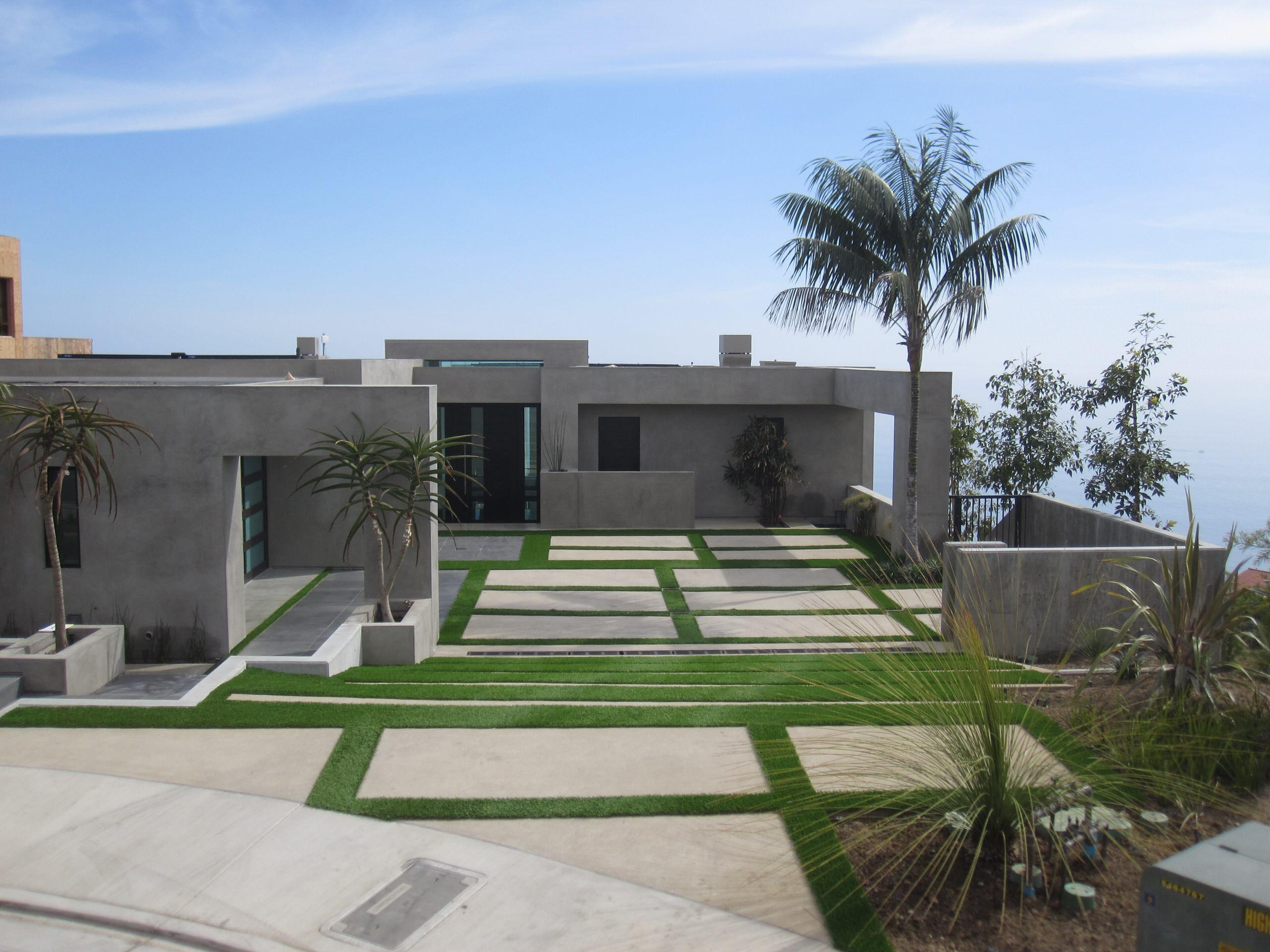 Contemporary Residence in Laguna Beach