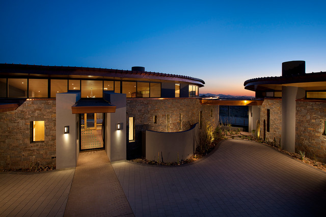 Contemporary residential contemporary exterior for Contemporary residential architecture