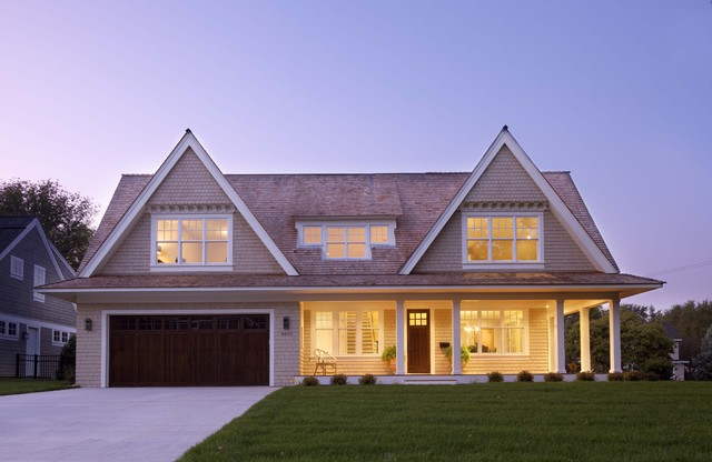 Contemporary shingle style contemporary exterior for Modern shingle style architecture