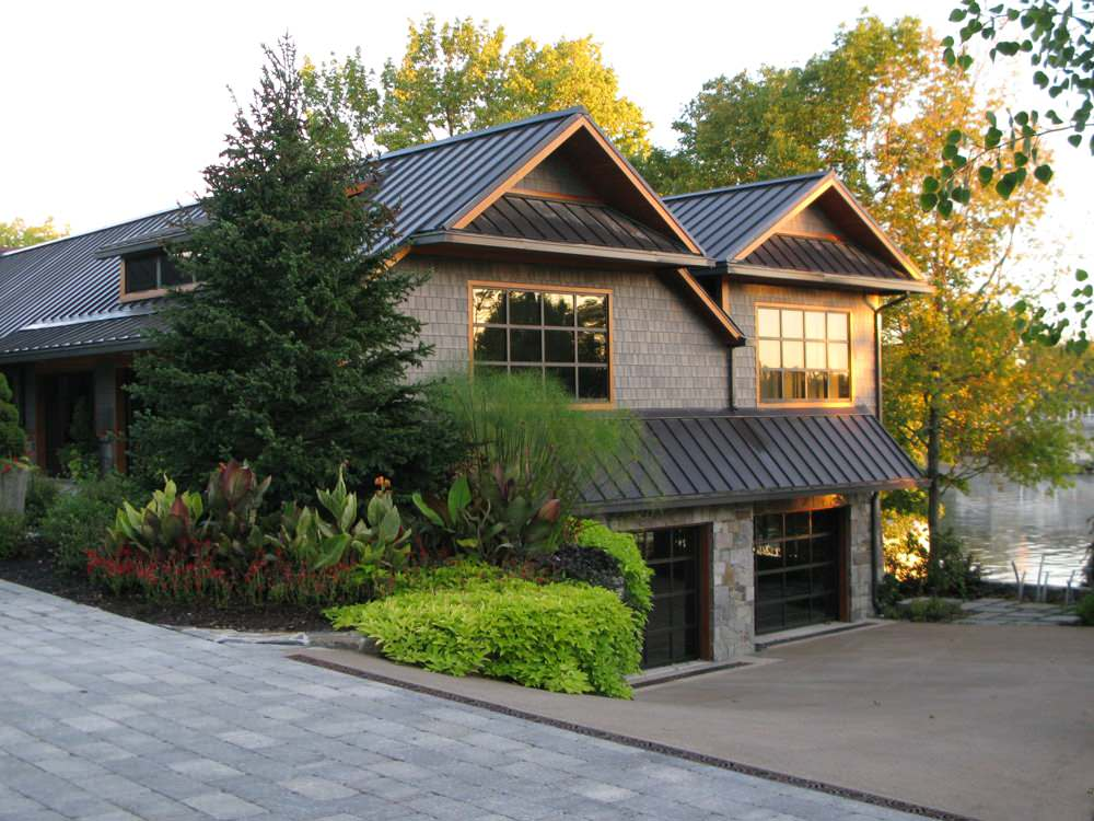 Contemporary Waterfront