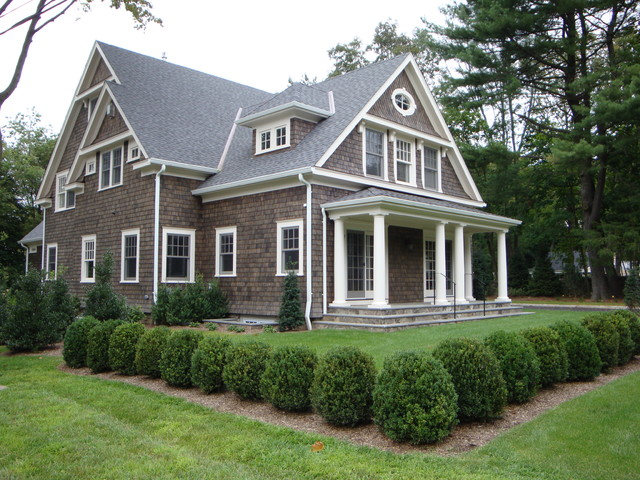 Continental Road traditional-exterior