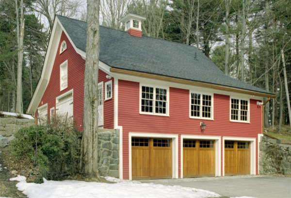 Conversion and Renovation traditional-exterior