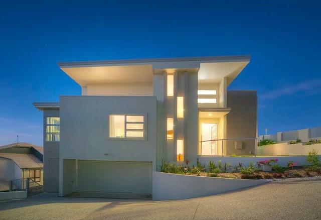 Coolum Beach House Style Exterior Sunshine