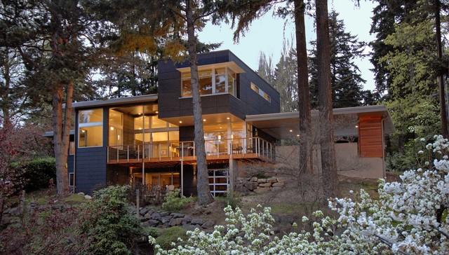 Coop 15 Architecture modern-exterior