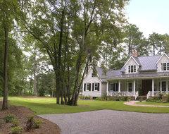 Copp Main House traditional-exterior