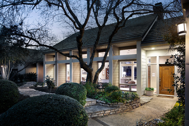 Cord Shiflet Rob Roy Home traditional-exterior