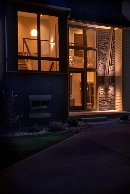 Corey Lake Modern contemporary-exterior