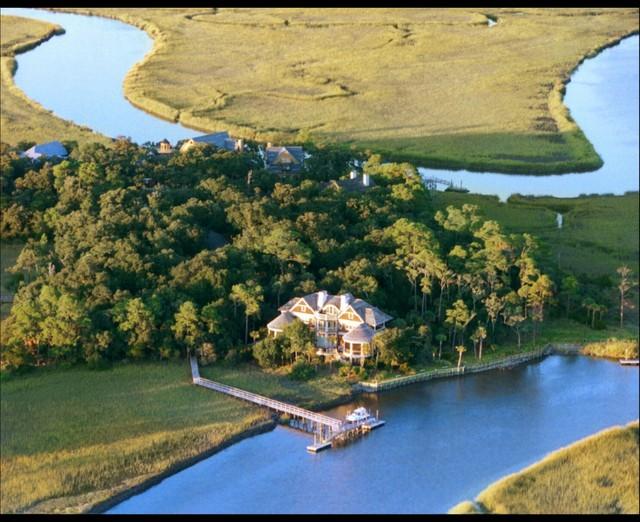 Cormorant Island eclectic-exterior