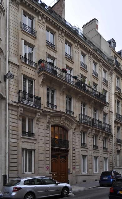 Corporate Pied A Terre Paris France